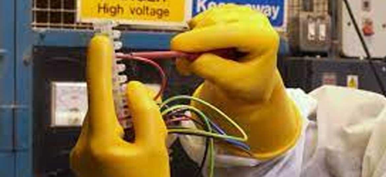 Elektrik İzole Eldiveni