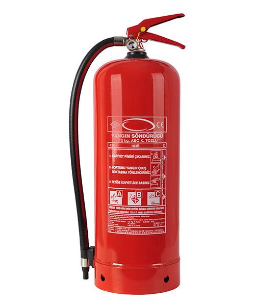 Yangın Güvenliği Anasayfa